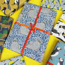Luxury Walrus Wrapping Paper