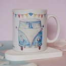 Family Campervan Mug