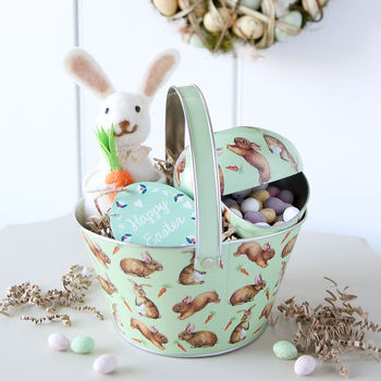 Easter Chocolate Egg Gift Set