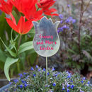 Personalised Plant Markers