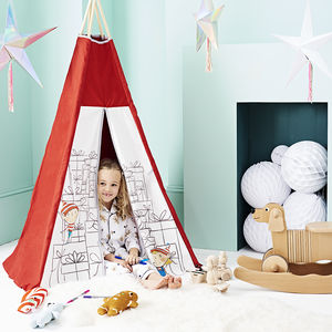 Elf Teepee - gifts for children