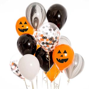 Pack Of 14 Halloween Glam Party Balloons - party decorations