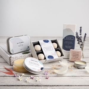 'The Signature Box' Letterbox Gift Set - bath & body