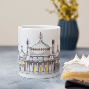 Brighton Pavilion Bone China Mug