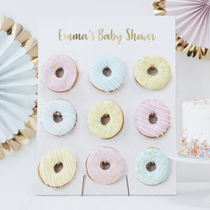 Personalised Donut Wall Pick And Mix