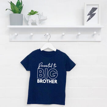 Promoted To Big Brother T Shirt