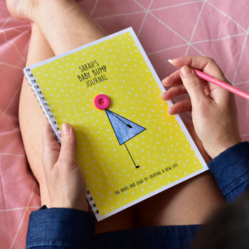 charting new mum booklet