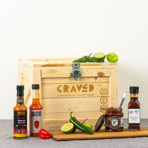 Not So Chilli - london hampers