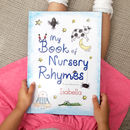 Personalised Nursery Rhyme Book And Gift Box