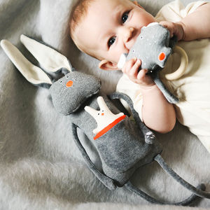 Bunny Rabbit Soft Toy: Organic Cotton - our top new picks