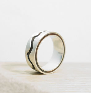 Wood Ring Livlina - rings