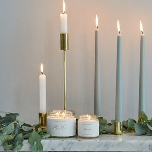 Evermore Organic Christmas Candle North 250ml - the best christmas yet