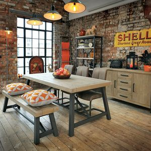 Pendlebury Extendable Dining Table Small Or Large - furniture