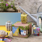 Birds, Bees And Butterflies Seedbom Gift Box - garden