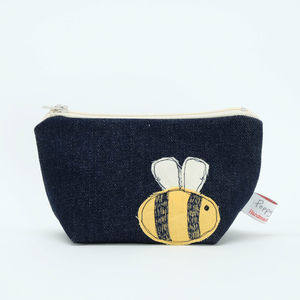 Busy Bee Make Up Bag