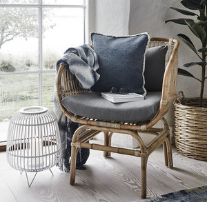 Rattan Arm Chair - home inspiration