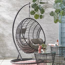 Indoor / Outdoor Hanging Egg Chair