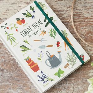 Gardeners Notebook - gifts: under £25