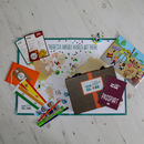 Adventurers Four Month Travel Subscription For Kids