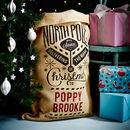 The Grenville Personalised Christmas Sack