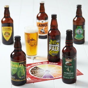 Three Month Beer Subscription Gift - original gifts for him