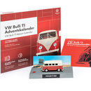 Vw Camper Van Advent Calendar