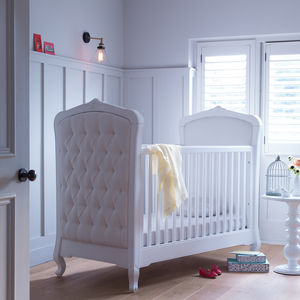 Florentine Cot Bed - cots & cribs