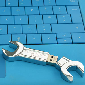 Personalised Spanner Memory Stick