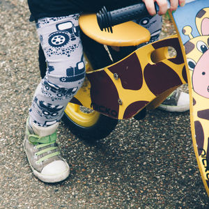 Machines Baby Toddler Leggings, Tractors, Diggers - clothing