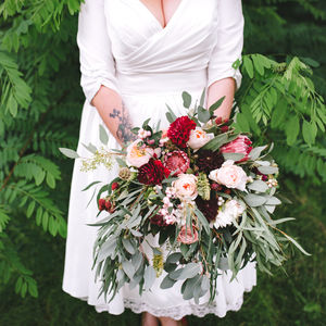 Full Wedding Flower Workshop With Prosecco