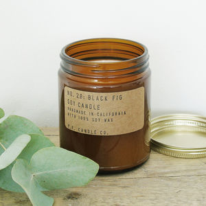 P.F Candle Co. Black Fig Soy Candle