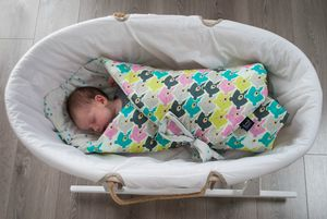 Swaddle Wrap - new baby gifts