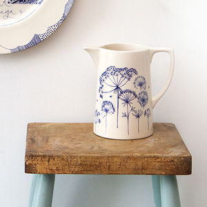 Seedhead Serving Jug - what's new