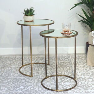 Accent Nest Of Two Side Tables