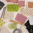Digital Crochet Masterclass And Craft Kit