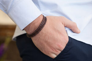 Soho Leather Bracelet