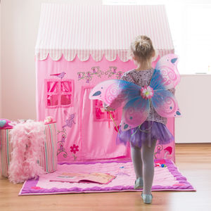Enchanted Garden And Fairy Woodland Playhouse - outdoor toys & games