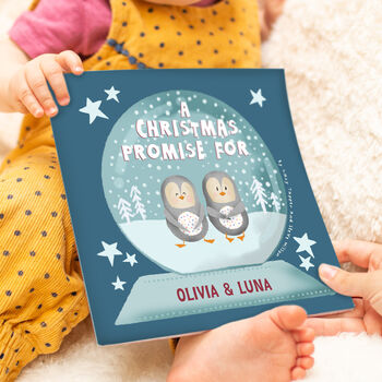 A Christmas Promise To You Book