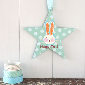 Baby Boy Gift Or Easter Decoration
