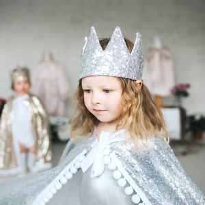 Diamond Crown - christmas party wear for children