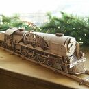 Build Your Own Moving Model Steam Locomotive By U Gears