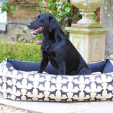Large Labrador Dog Bed - pets