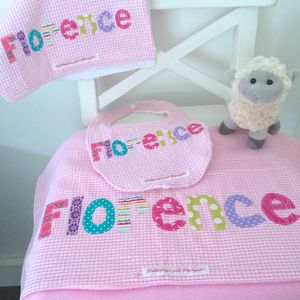 Personalised Baby Gift Set - gift sets