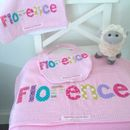 Personalised Gift Set Pink