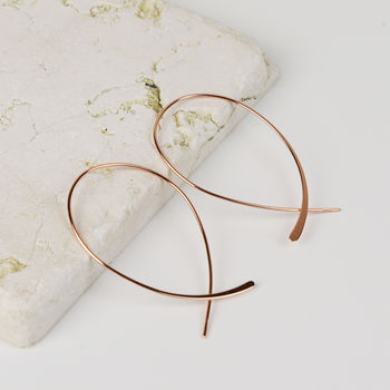 Contemporary Curve Earrings