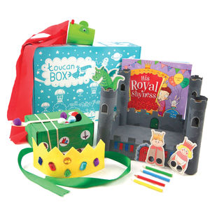 Four Craft Projects Pack - toys & games