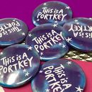 'This Is A Portkey' Badge