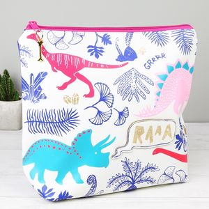Dinomite Wash Bag - make-up & wash bags