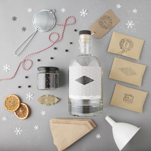 Make Your Own Christmas Gin Kit - our favourite gin gifts