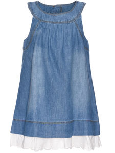 Bava Denim Dress